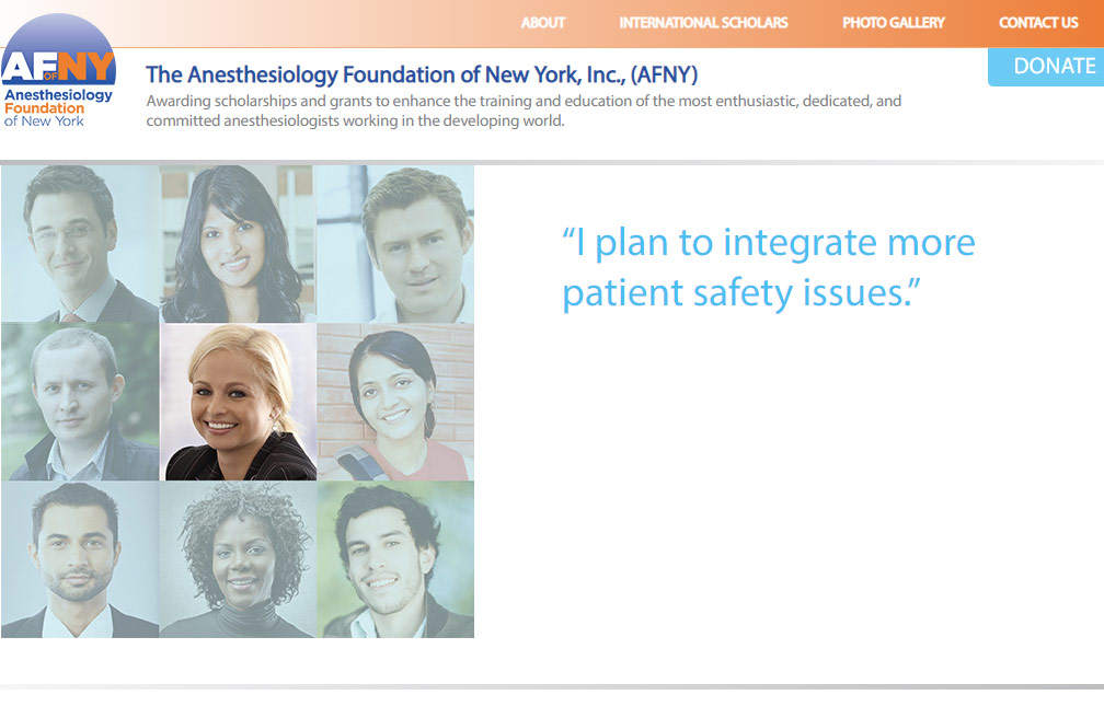 The Anesthesiology Foundation of New York, Inc.