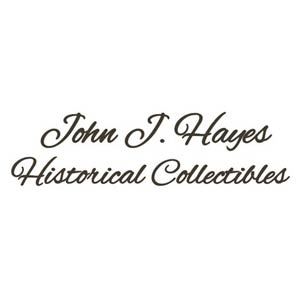 John J. Hayes Historical Collectibles in PA