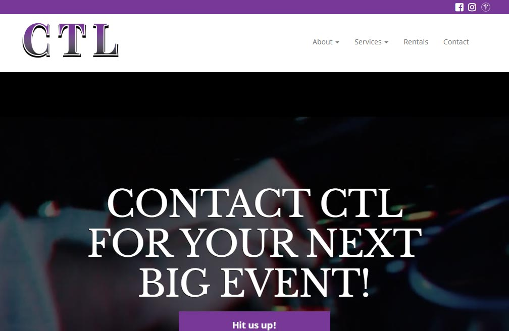 Crossing The Line Entertainment and DJ Services